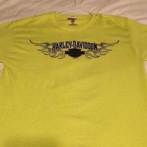 2012 Harley Davidson Lg Long Sleeve Tee